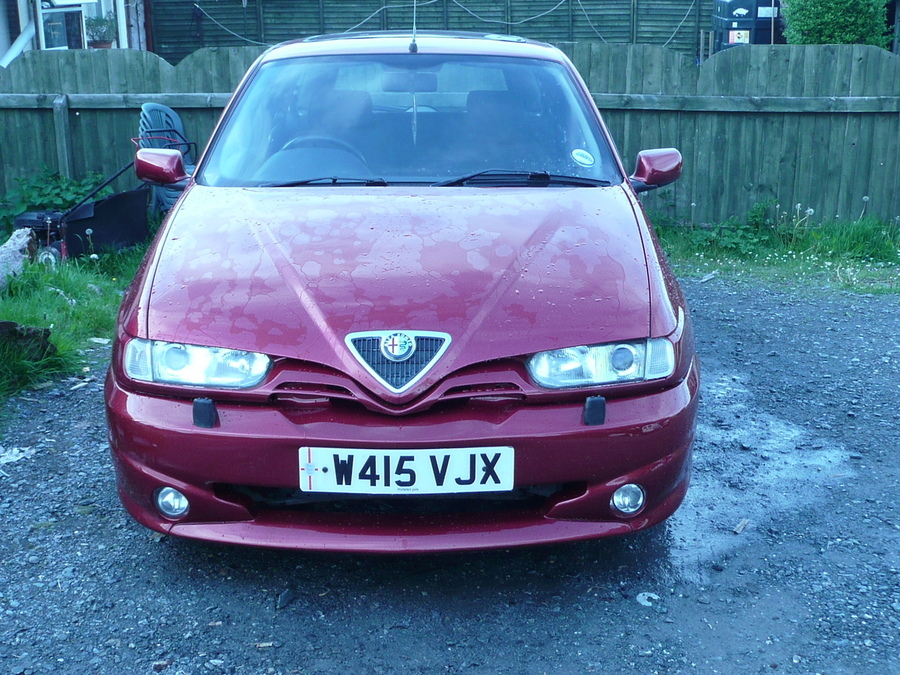 Getting Car Ready For Rtts 2010 Alfa Romeo 145 146 Forum