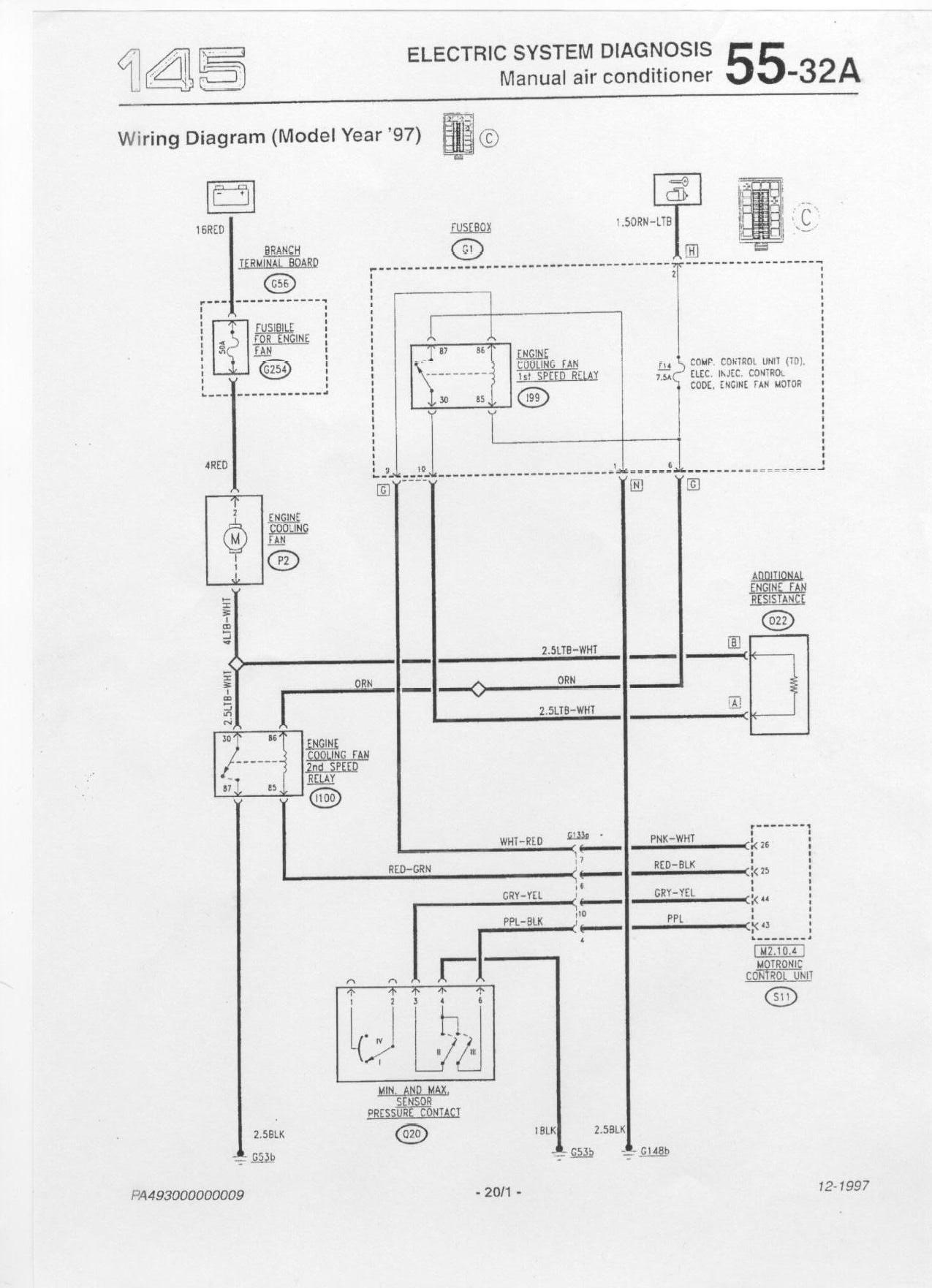 Alfa Romeo 145 Wiring Diagram Library Gt Rad Fan Not Grafting 146 Forum Attached Image 916