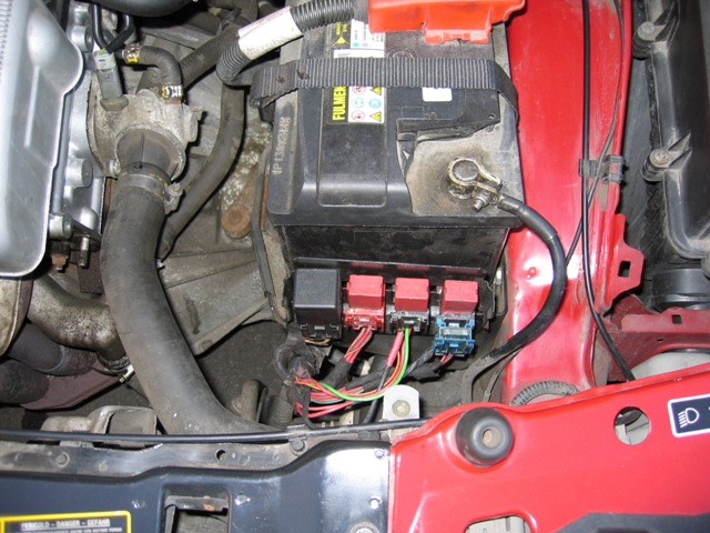 Alfa Romeo Spider Fuel Pump Relay Location Alfa Free